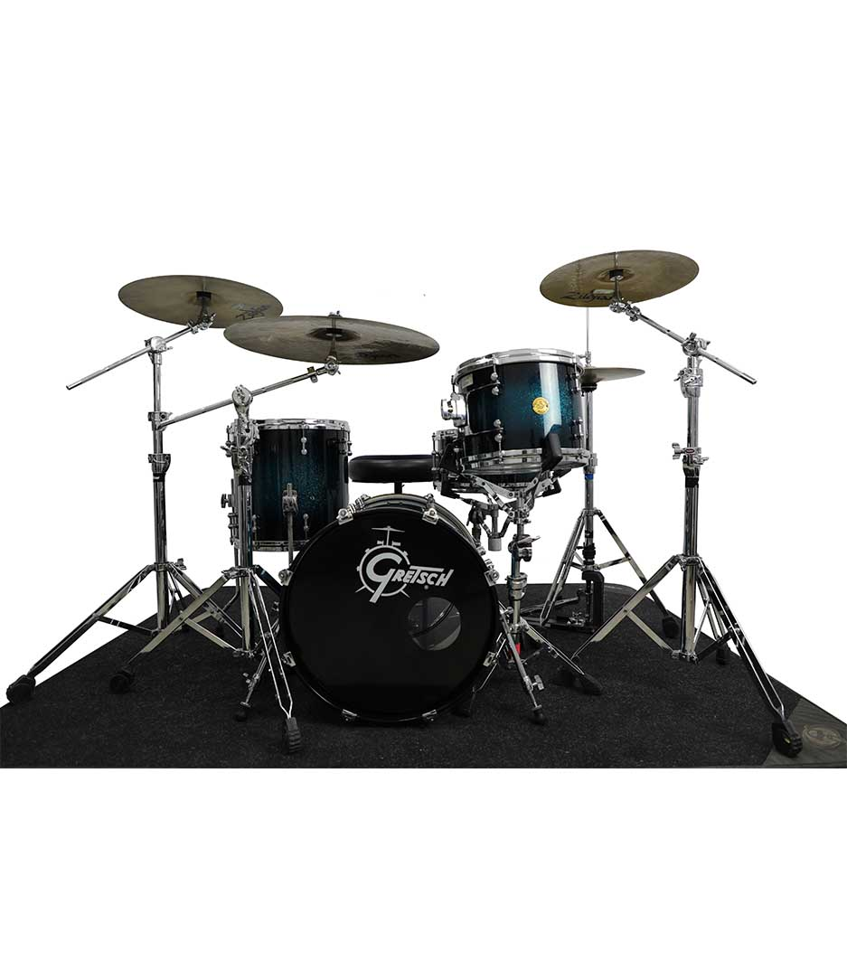 Gretsch New Classic Ocean Sparkle Burst 4pc Drumkit