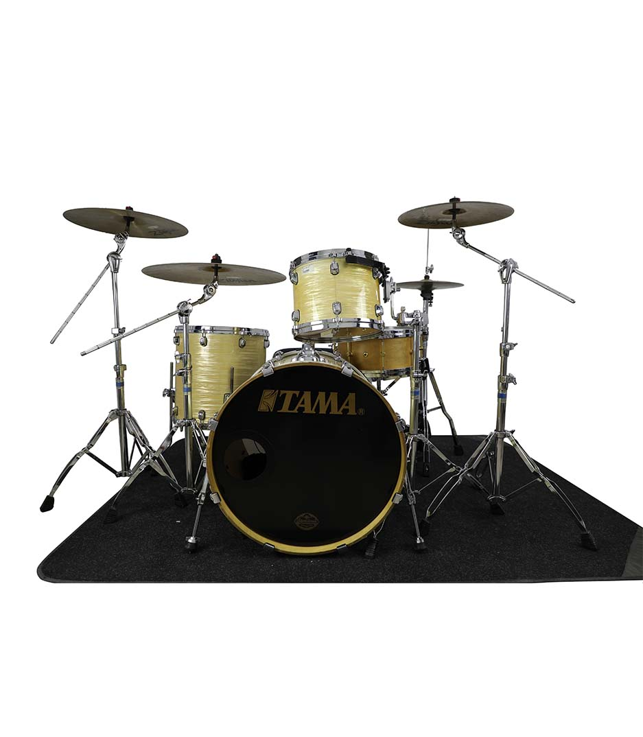 Tama SCB White Silk 4pc Drumkit