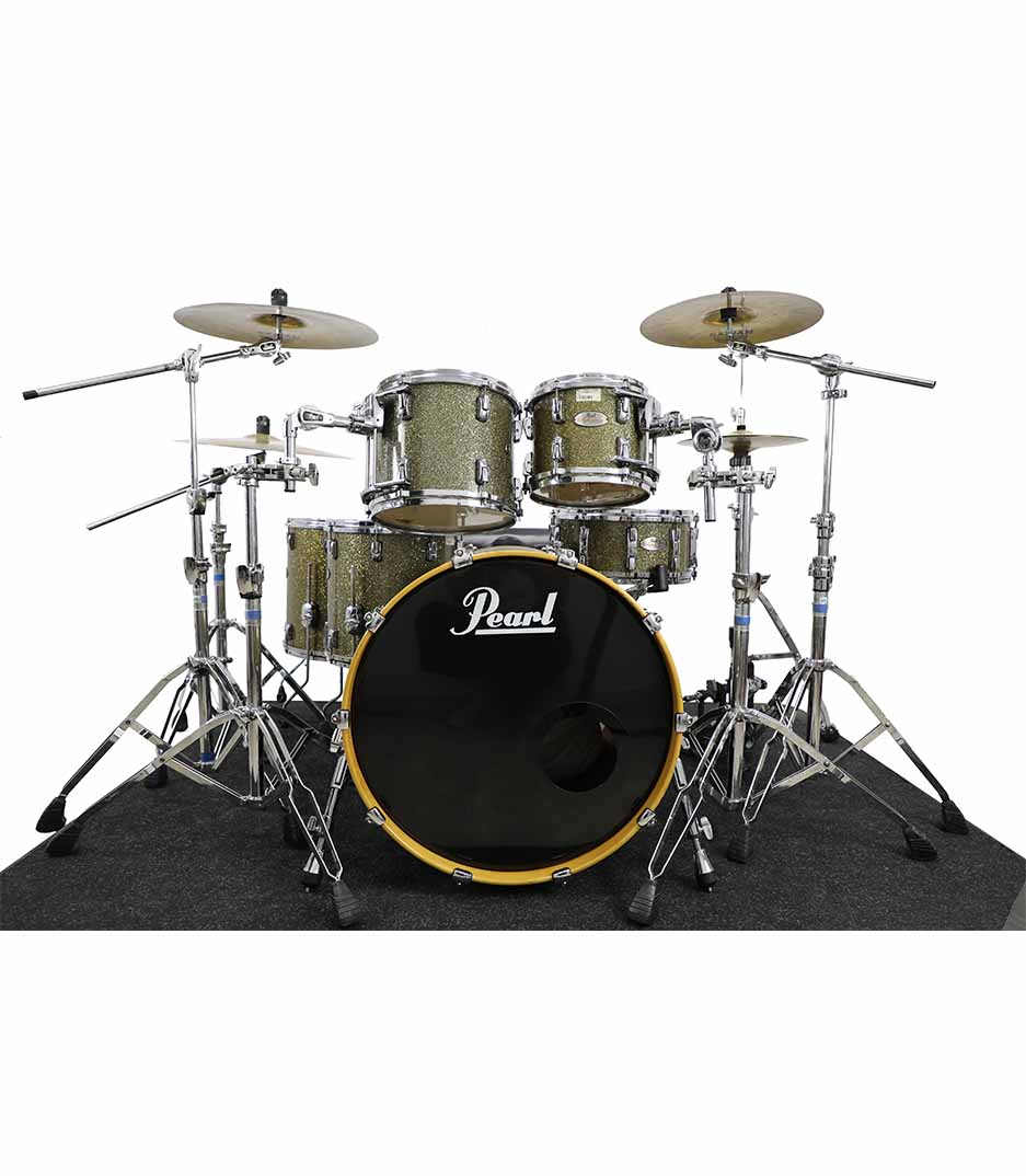 Pearl Reference Pewters Glass 6pc Drumkit