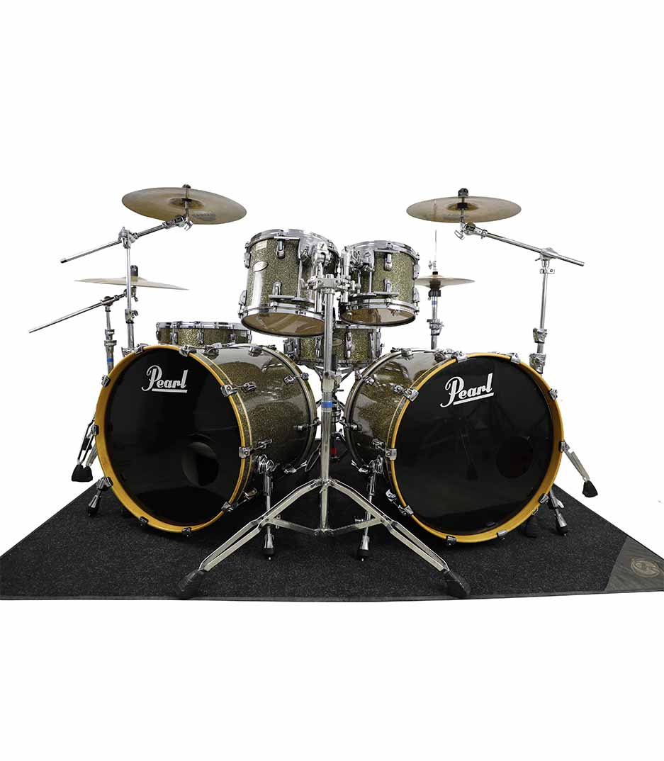 Pearl Reference Pewters Glass 7pc Drumkit